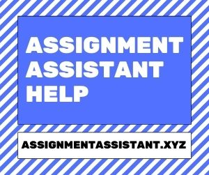 Assignment Assistant Help Service